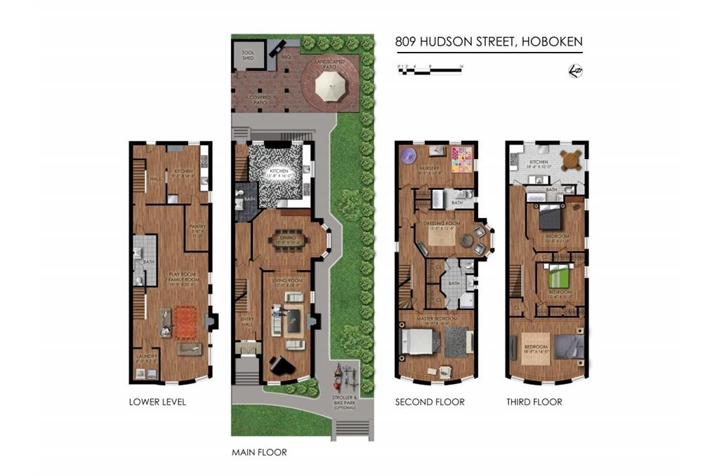 809 Hudson Street, Hoboken, New Jersey 07030
