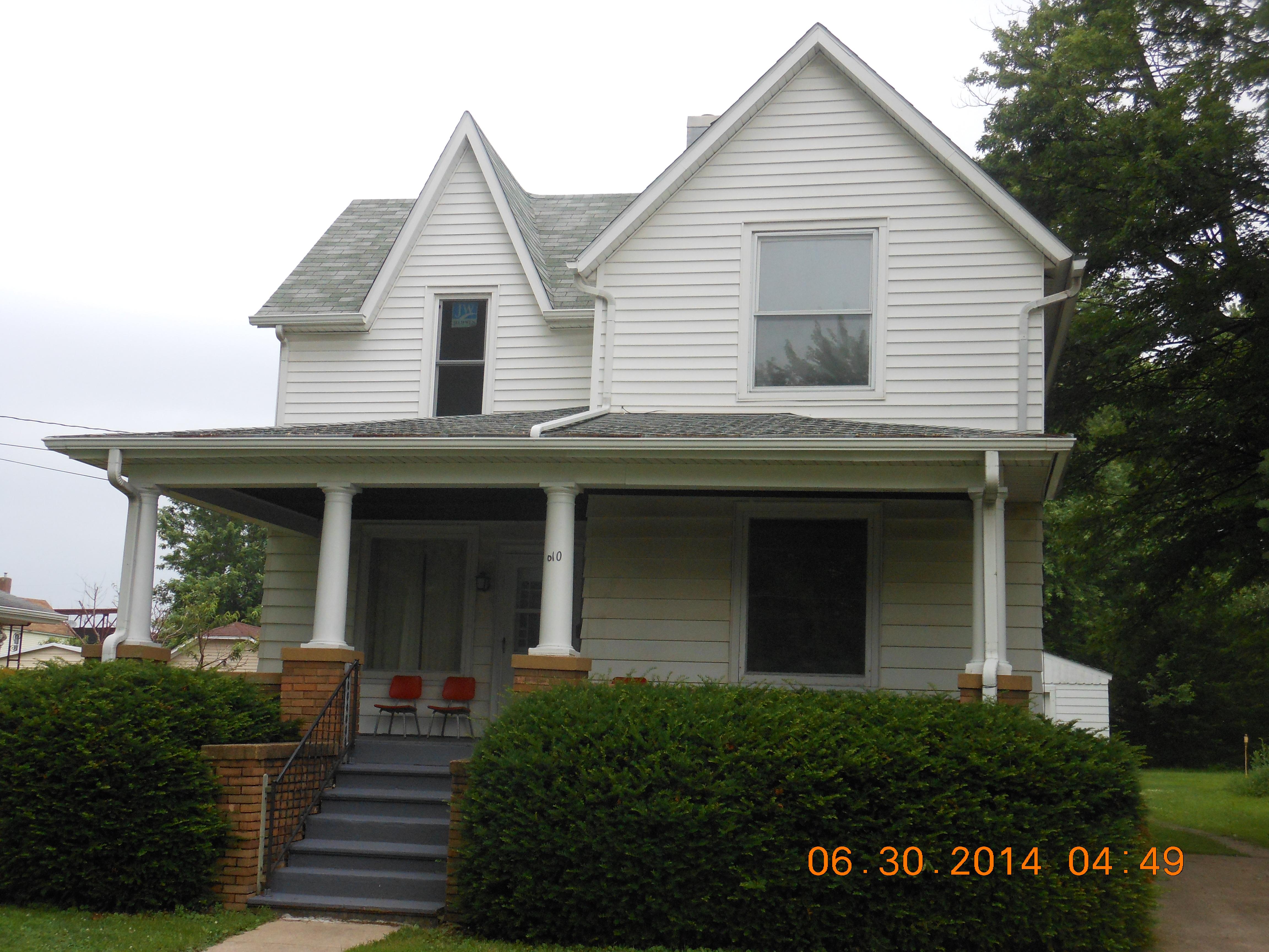 610 e 2nd, Kewanee, Illinois 61443