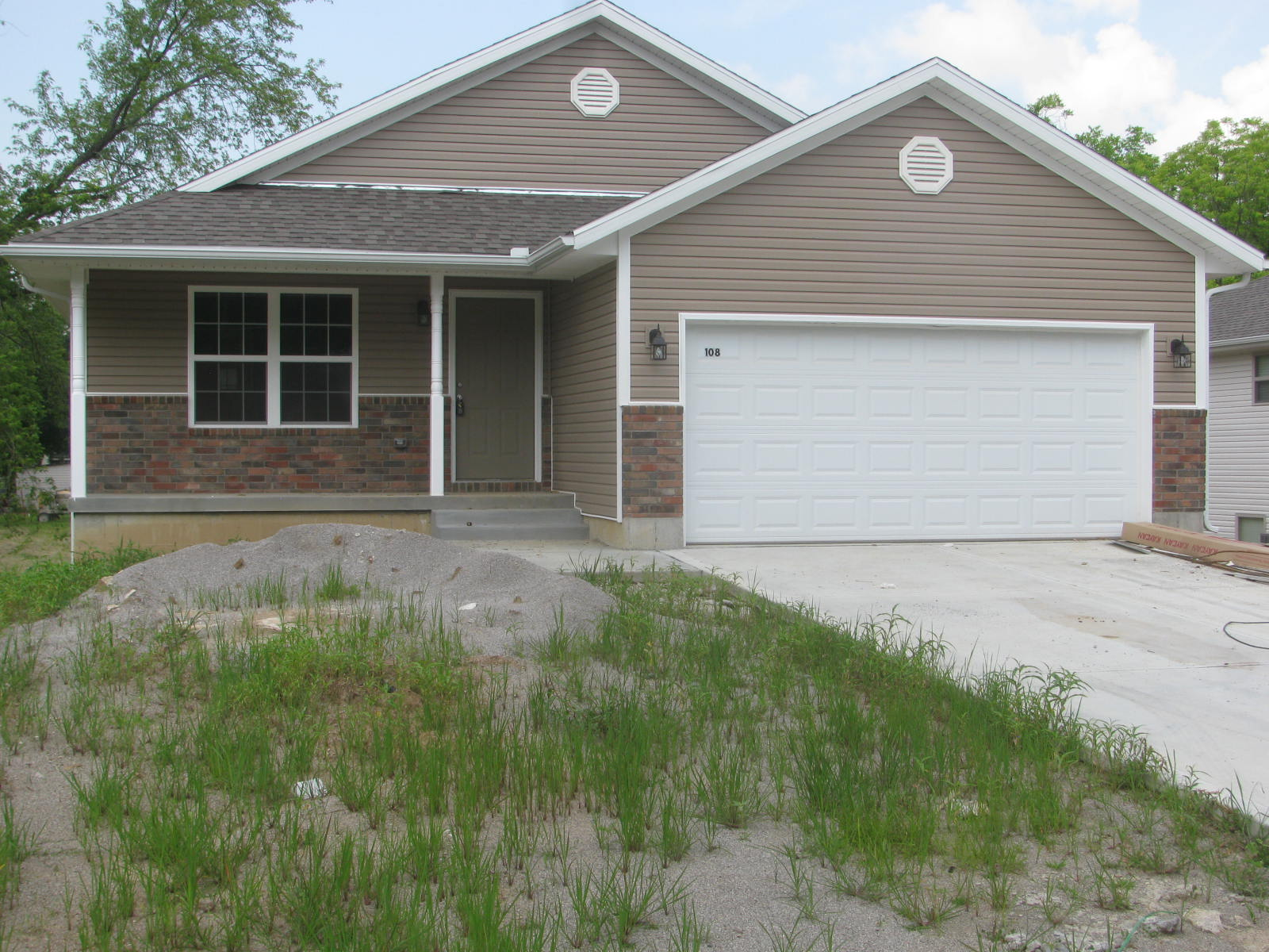 108 S Wright Street, Frontenac, Kansas 66763