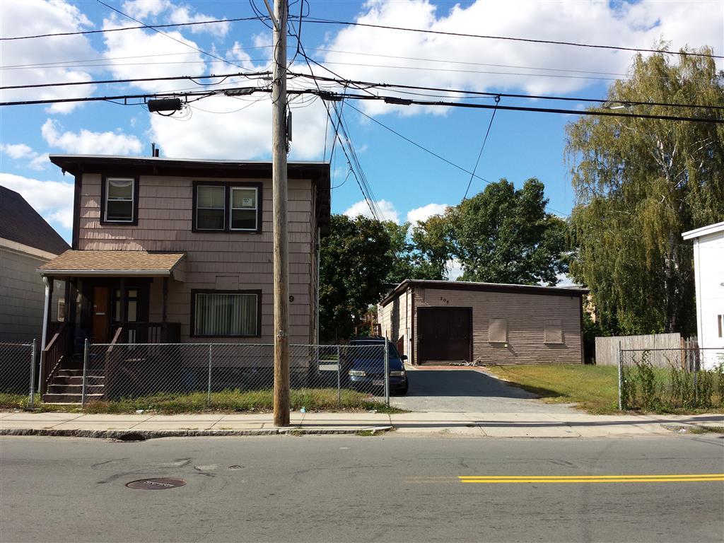 203-209 Water Street, Lawrence, Massachusetts 01841