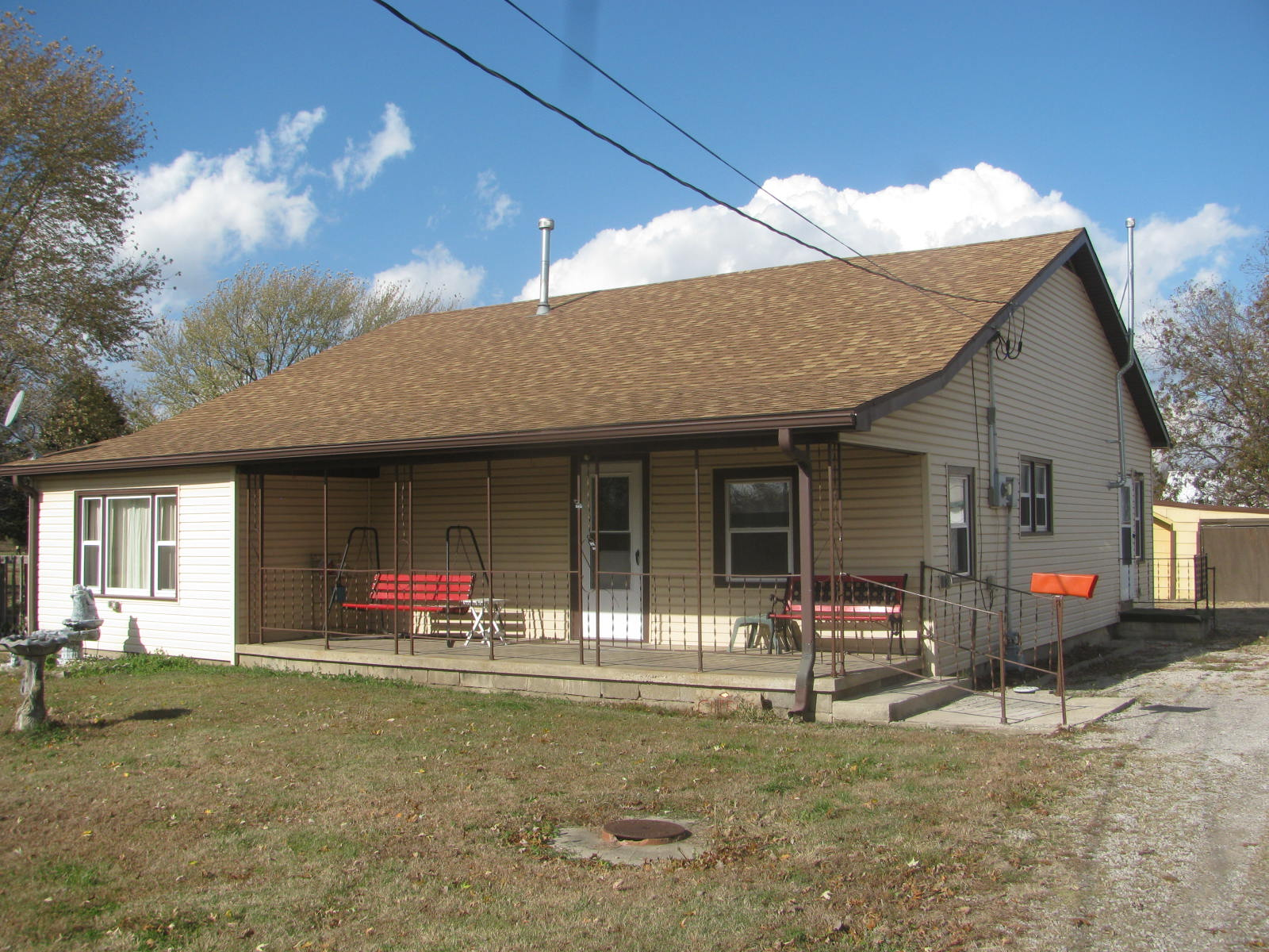 206 South, Liberal, Missouri 64672