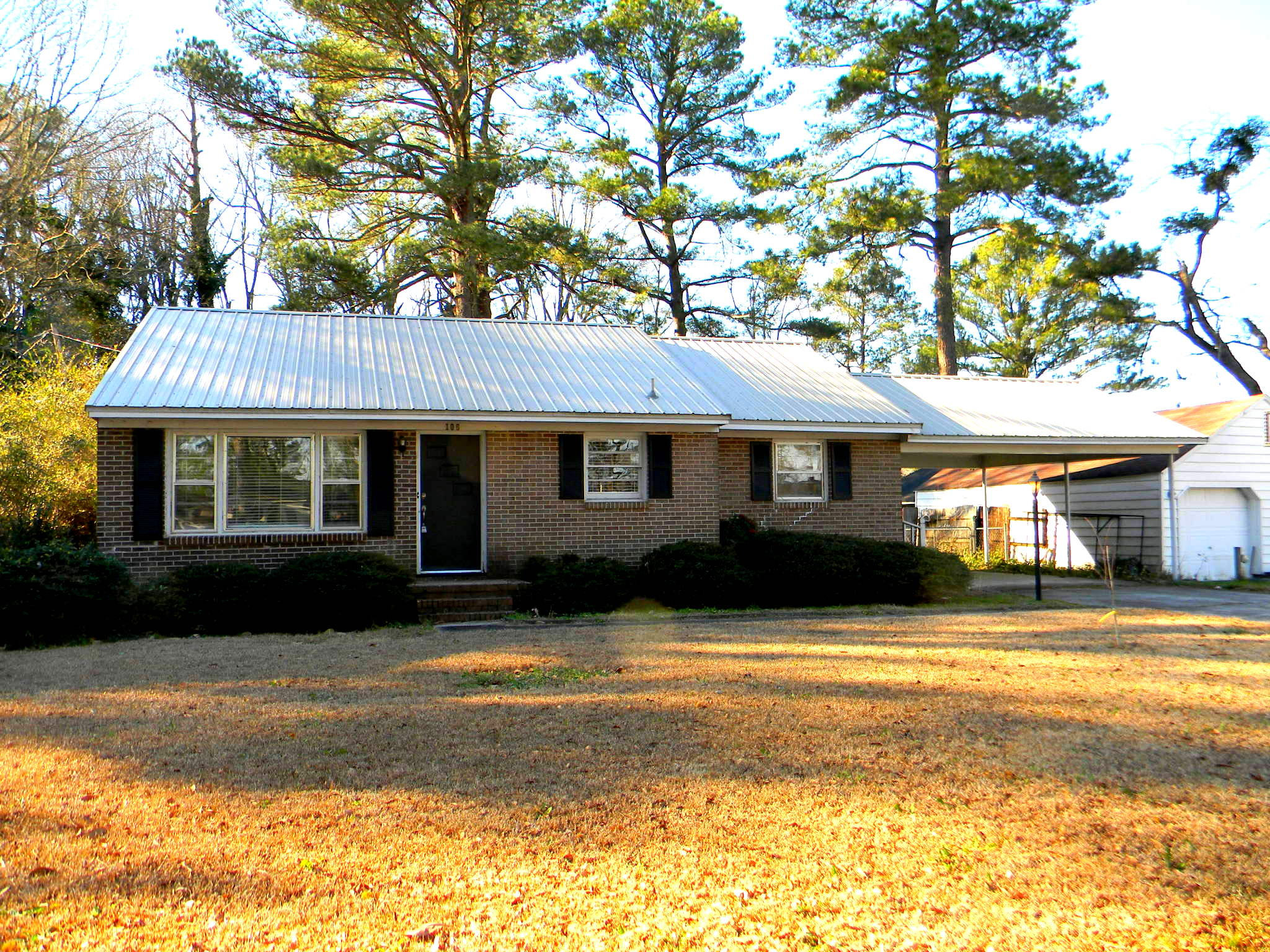 106 5TH STREET SOUTH , Macclesfield, North Carolina 27852
