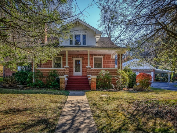 1808 N Main Avenue, Erwin, Tennessee 37650
