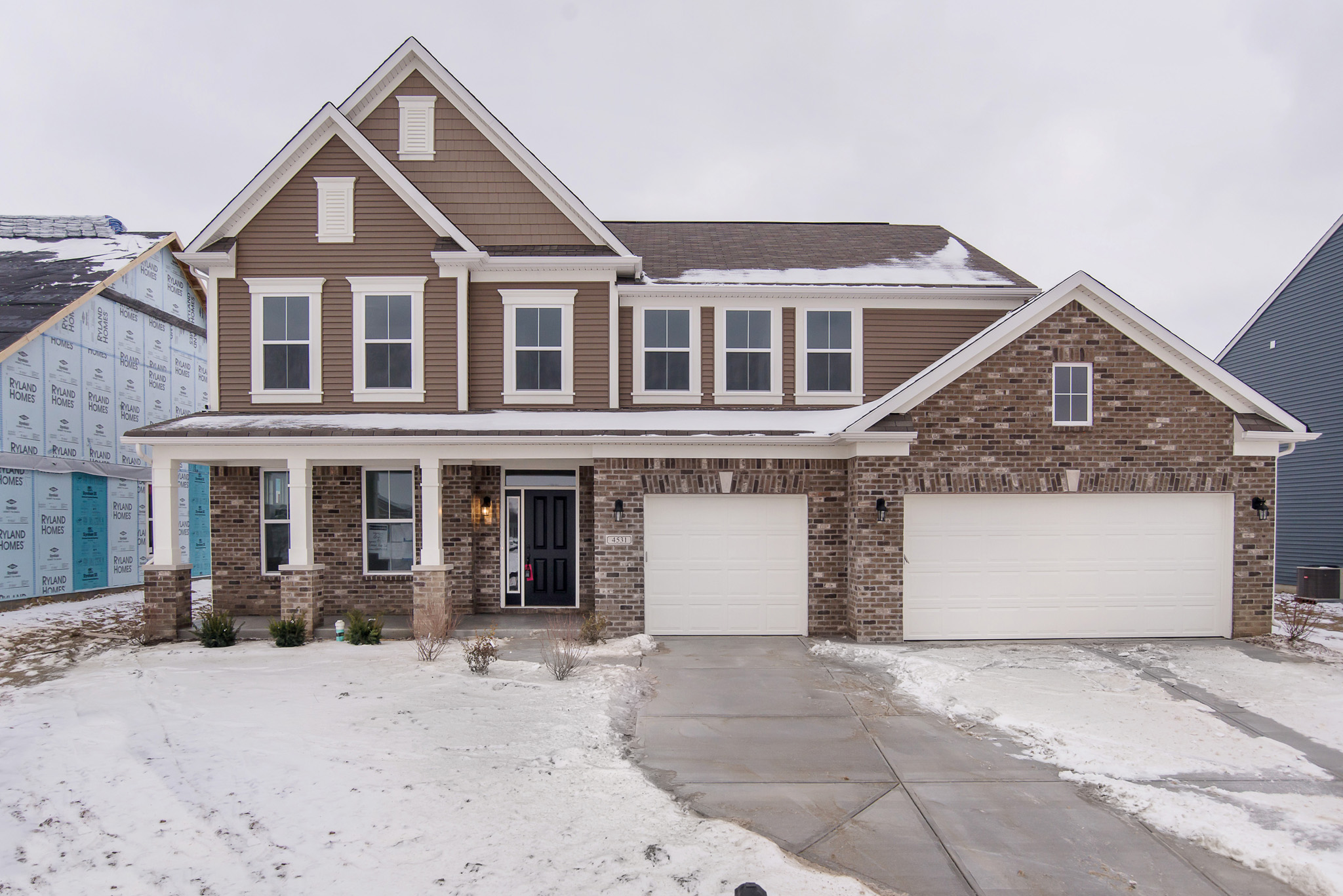 4531 Goose Rock Dr, Indianapolis, Indiana 46239