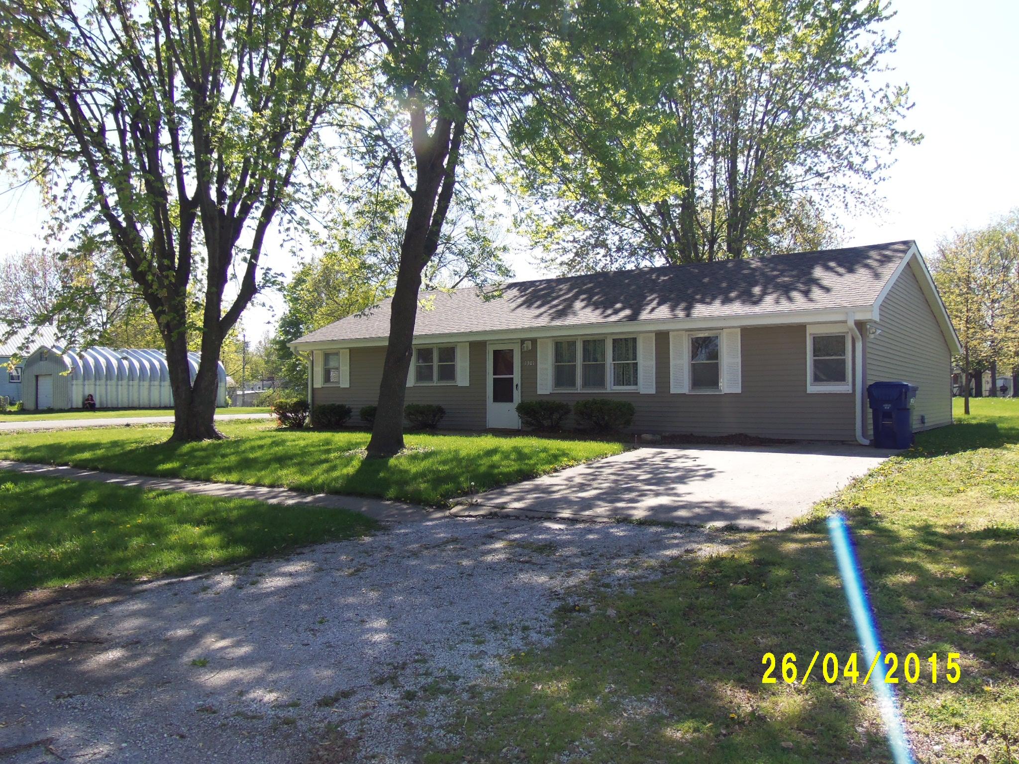 1301 Courtland, Brookfield, Missouri 64628