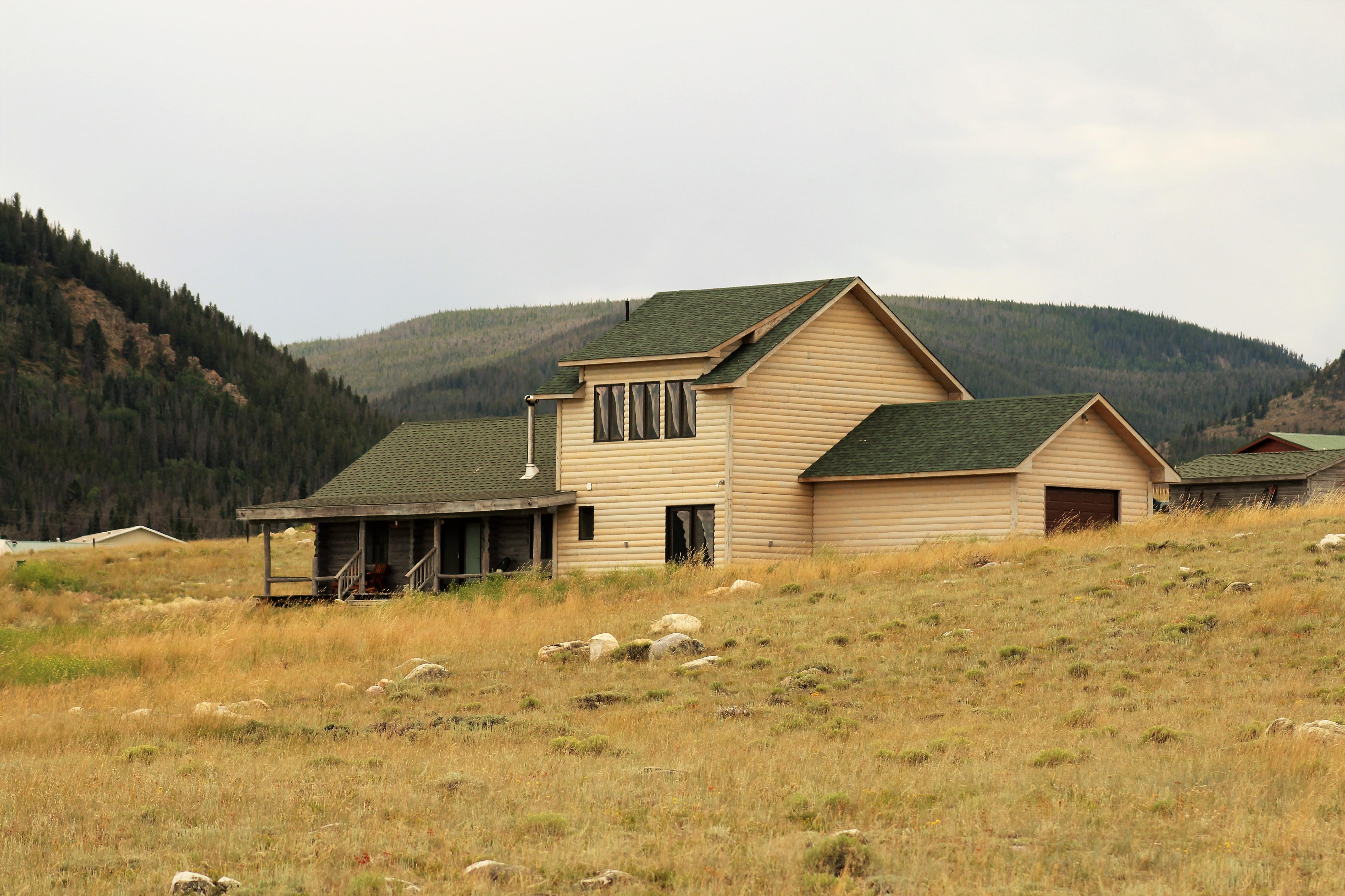 54 Ridge Road, Centennial, Wyoming 82055