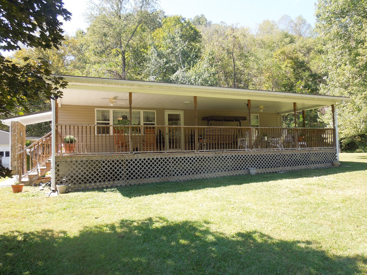 47 Private Road 2645 County Road 5, Kitts Hill, Ohio 45645