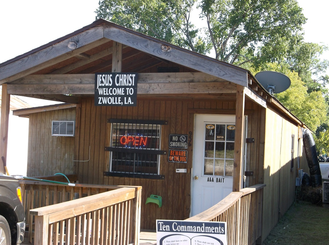 936 South Main Street, Zwolle, Louisiana 71486