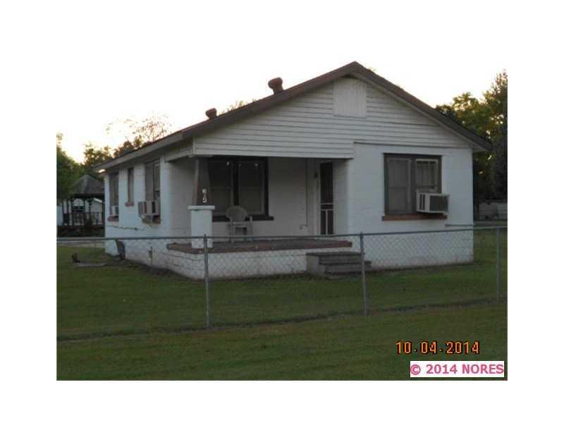 314 N Smith Street, Webbers Falls, Oklahoma 74470