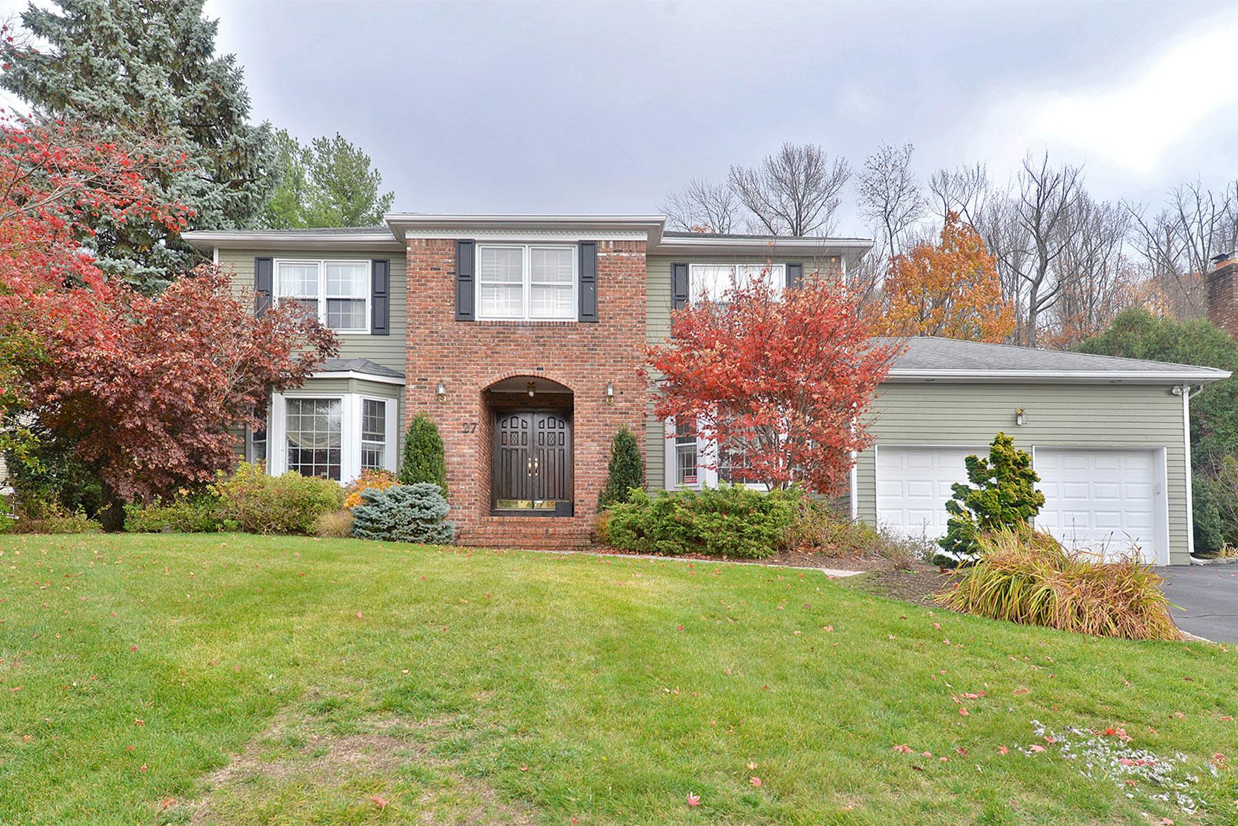 27 Windridge Dr., North Caldwell, New Jersey 07006
