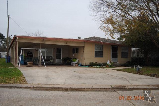 112 Teche, Morgan City, Louisiana 70380