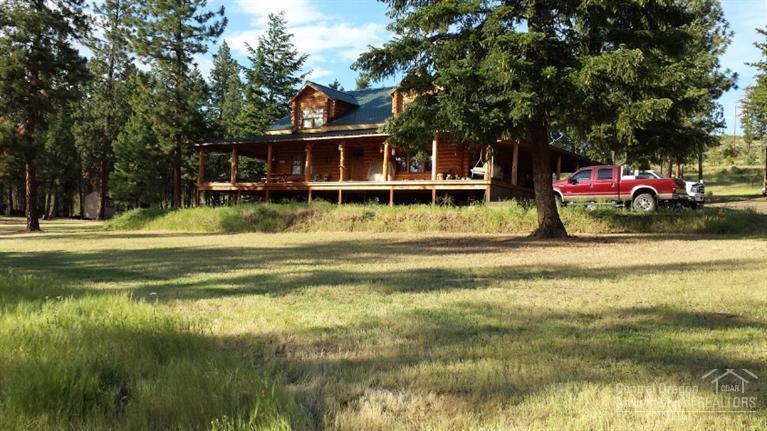 21078 Winlock Lane, Fossil, Oregon 97830