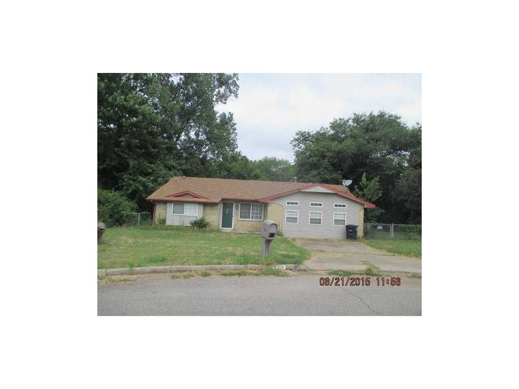 2312 N. Tucker, Shawnee, Oklahoma 74804