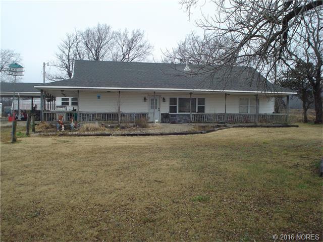 119052 S 4060 Road, Eufaula, Oklahoma 74432