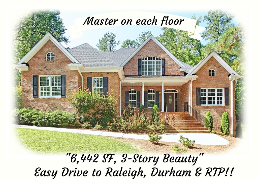 307  Saddletree Road, Oxford, North Carolina 27565