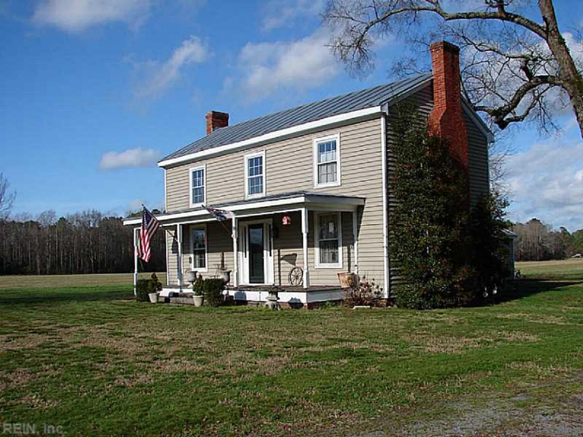 3069 Burdette Rd, Carrsville, Virginia 23315