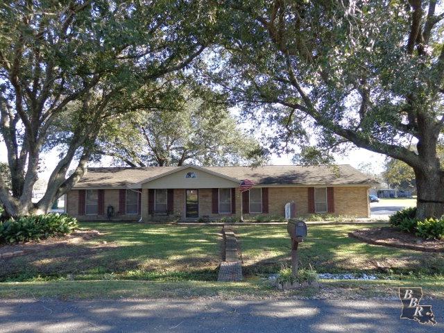 317 Louise, Raceland, Louisiana 70394