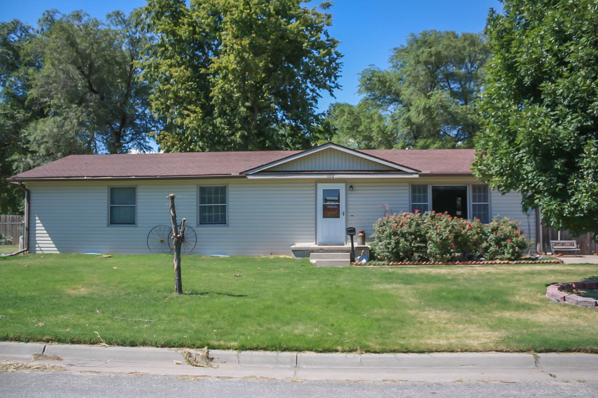502 E Third, Pratt, Kansas 67124