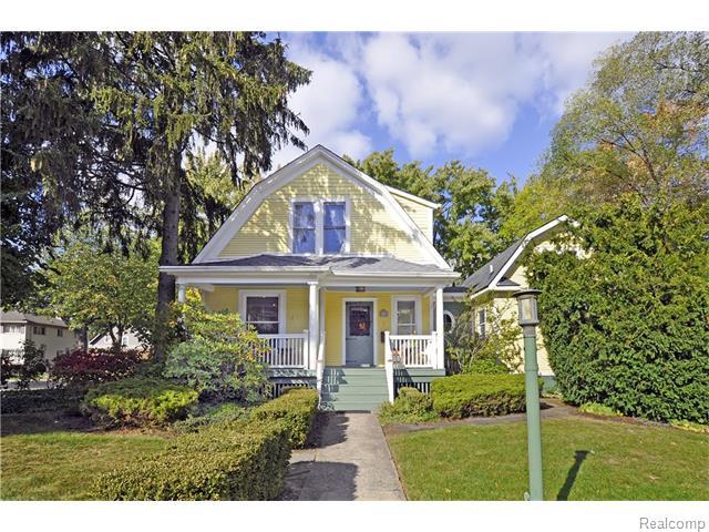 338 W. Harrison, Royal Oak, Michigan 48067