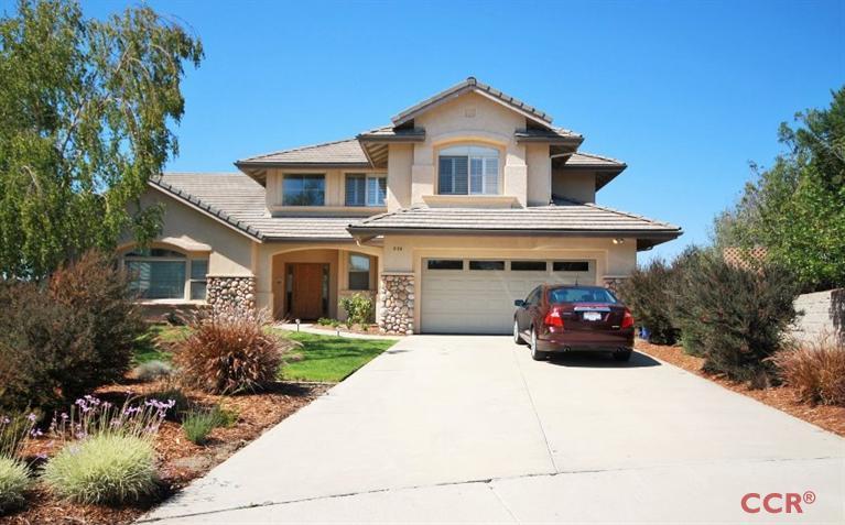 836 Los Ciervos , Arroyo Grande, California 93420