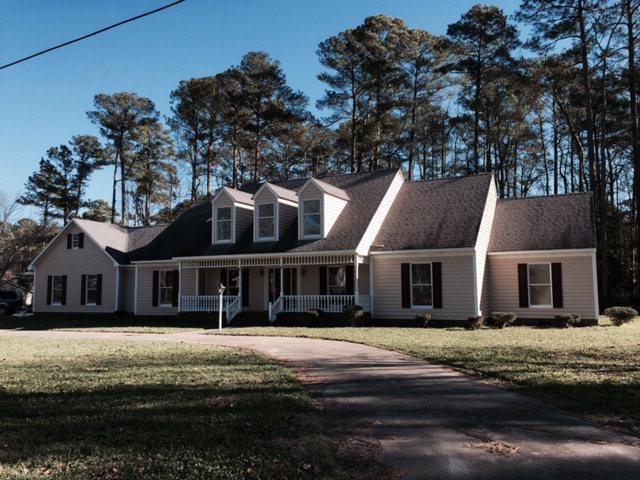 208 LONGWOOD DRIVE, Pinetops, North Carolina 27864