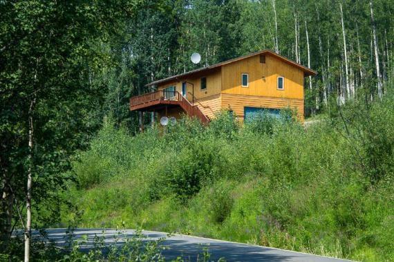 449 Taurus Road, Fairbanks, Alaska 99701