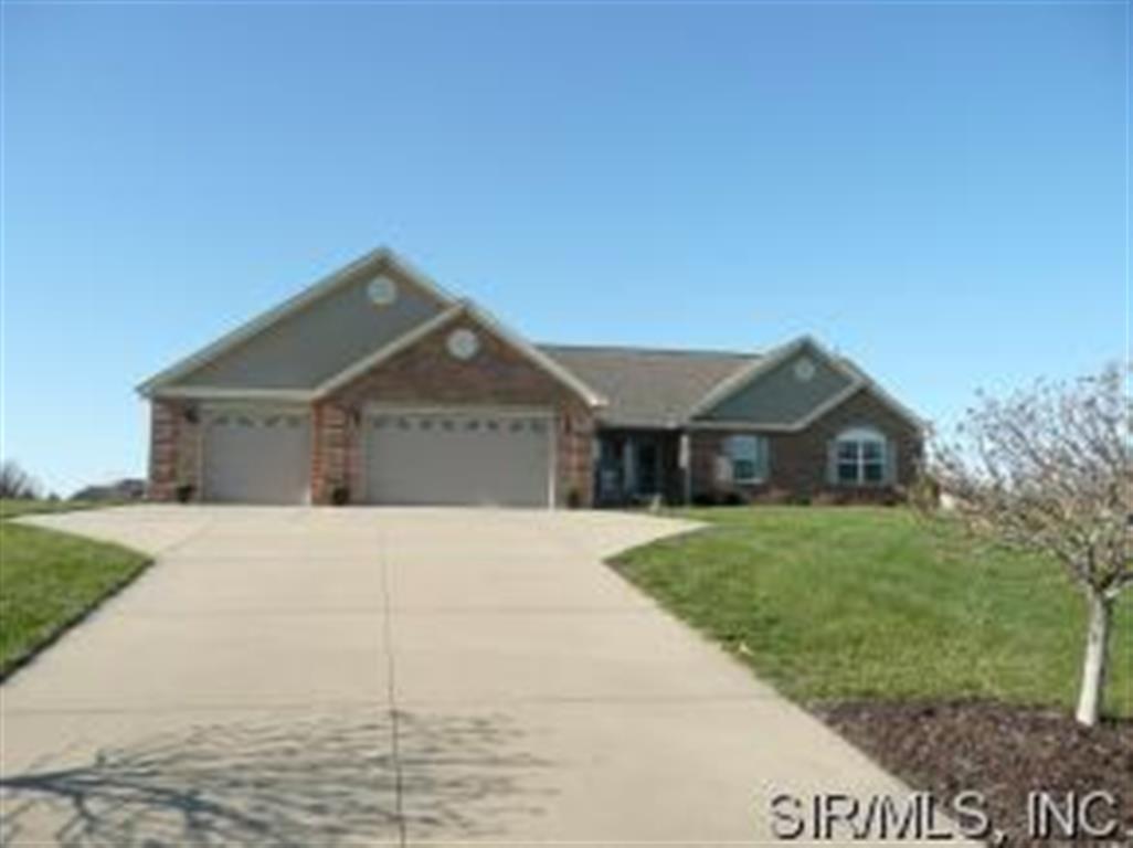 4171 Cypress Oak Ln, Smithton, Illinois 62285