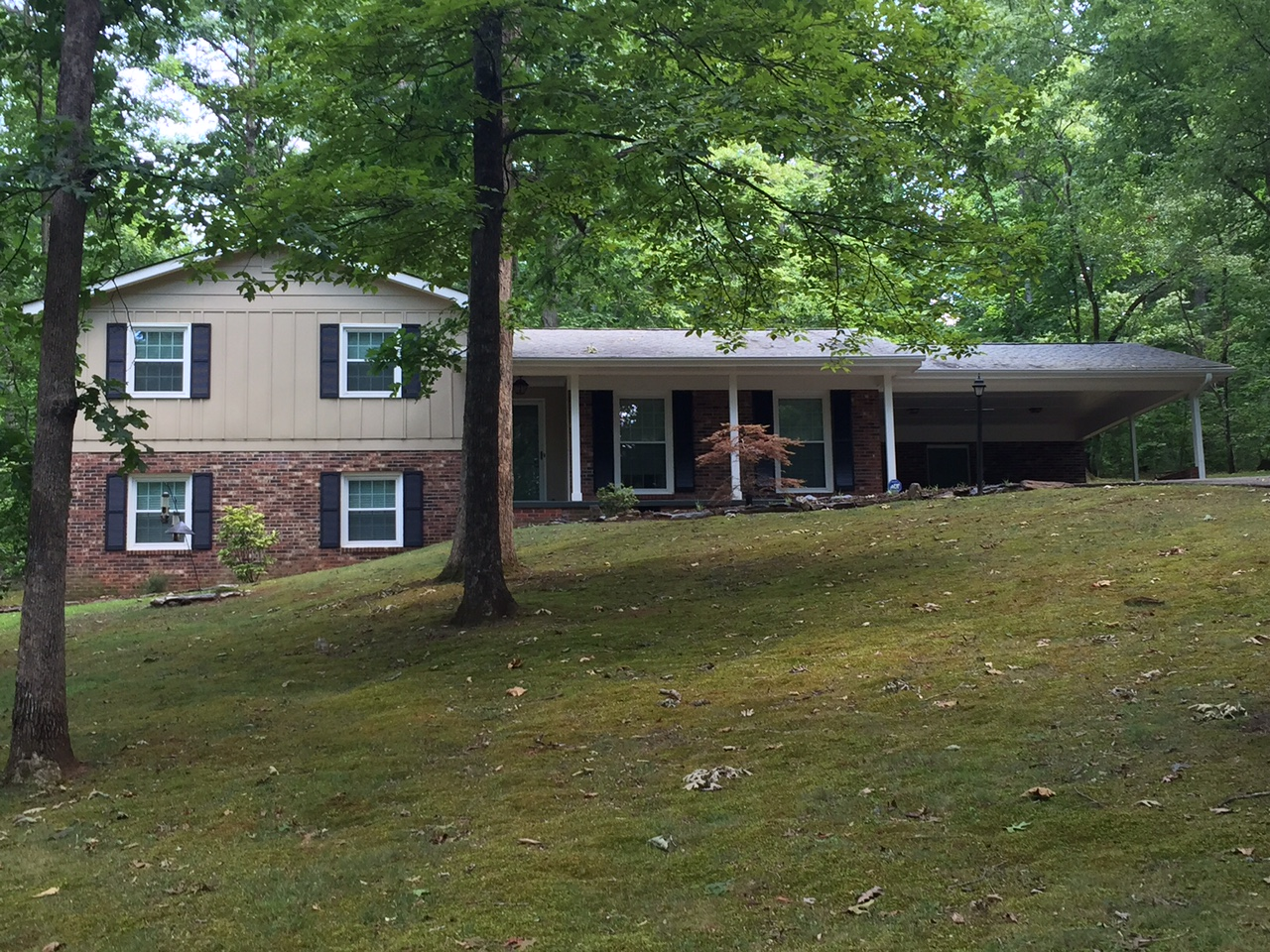 239 Forest Hills Circle, Rutherfordton, North Carolina 28139
