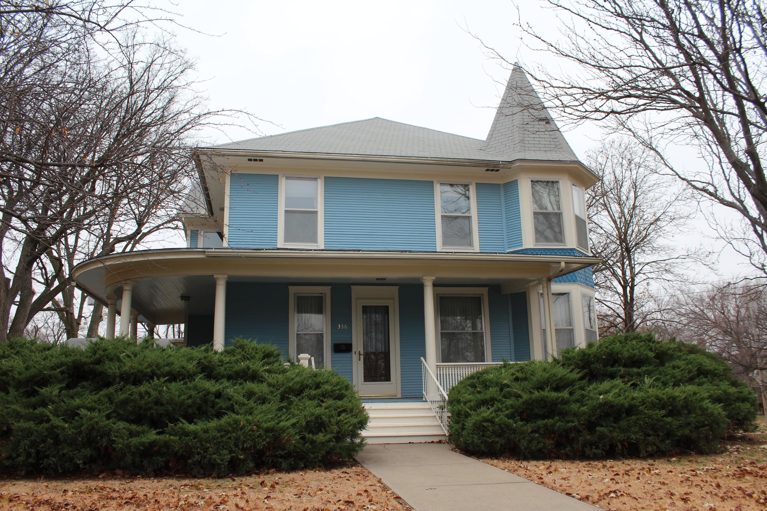 336 West 9th Street, Concordia, Kansas 66901