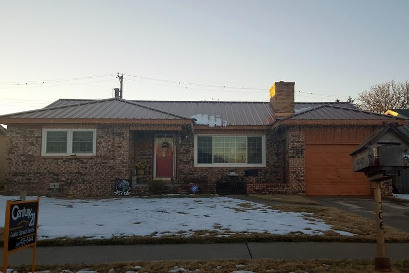 706 Cotter Dr., Spearman, Texas 79081