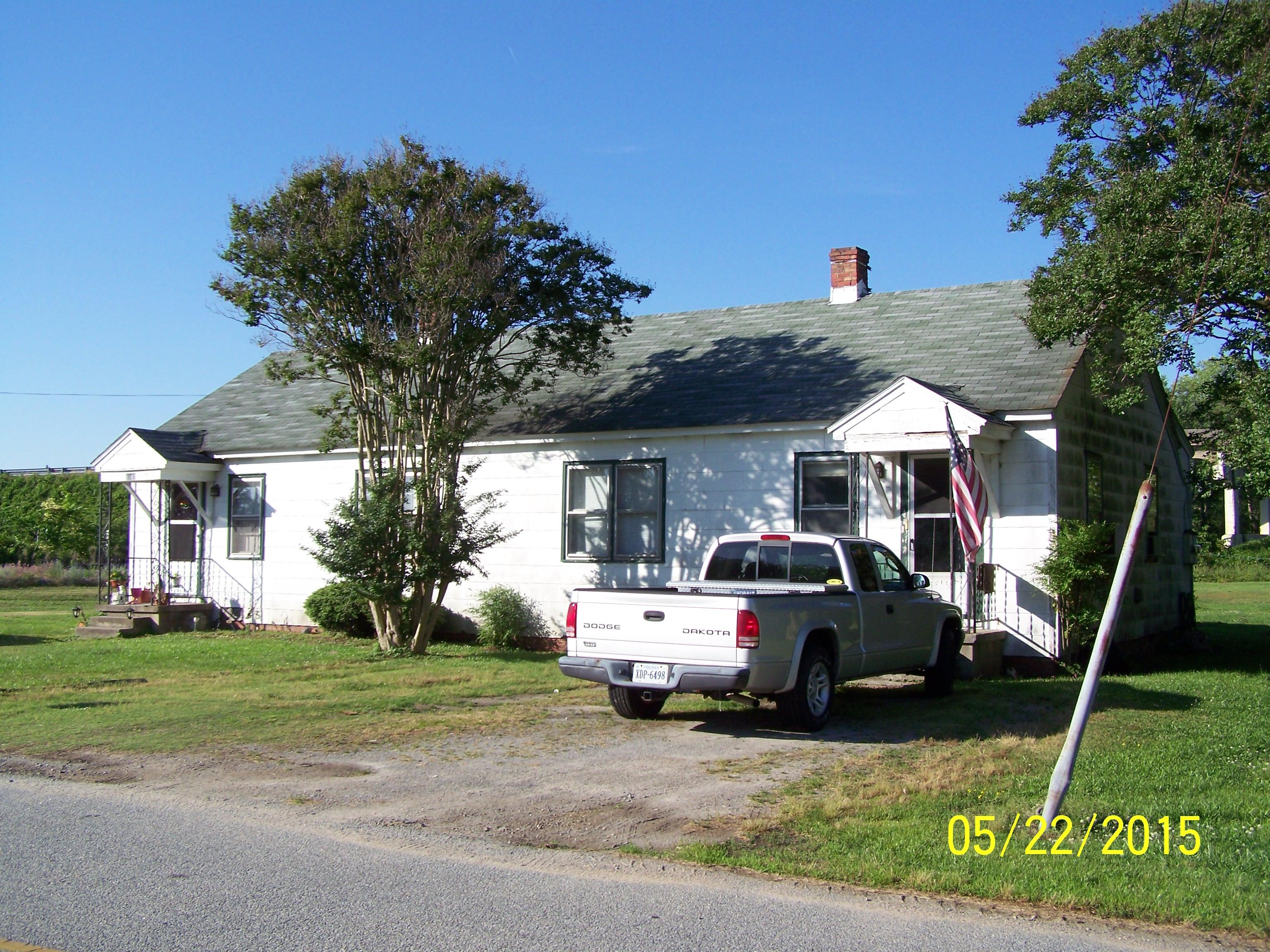 6049 Old Carrsville Road, Carrsville, VA 23315