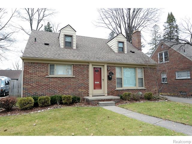1878 FRANKLIN , Berkley, Michigan 48072