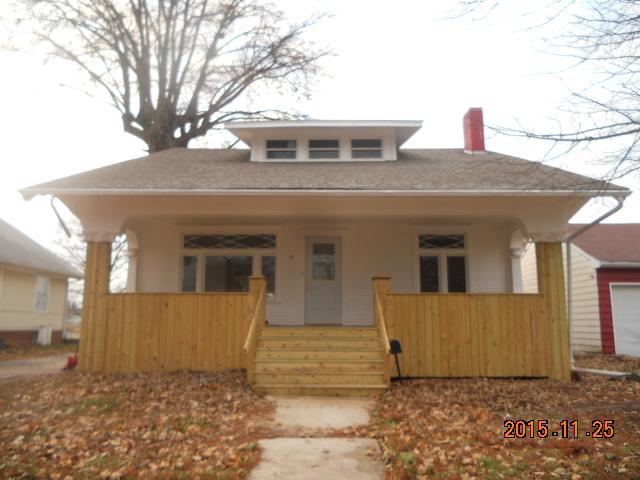 1095 N. Crafford, Bushnell, Illinois 61422