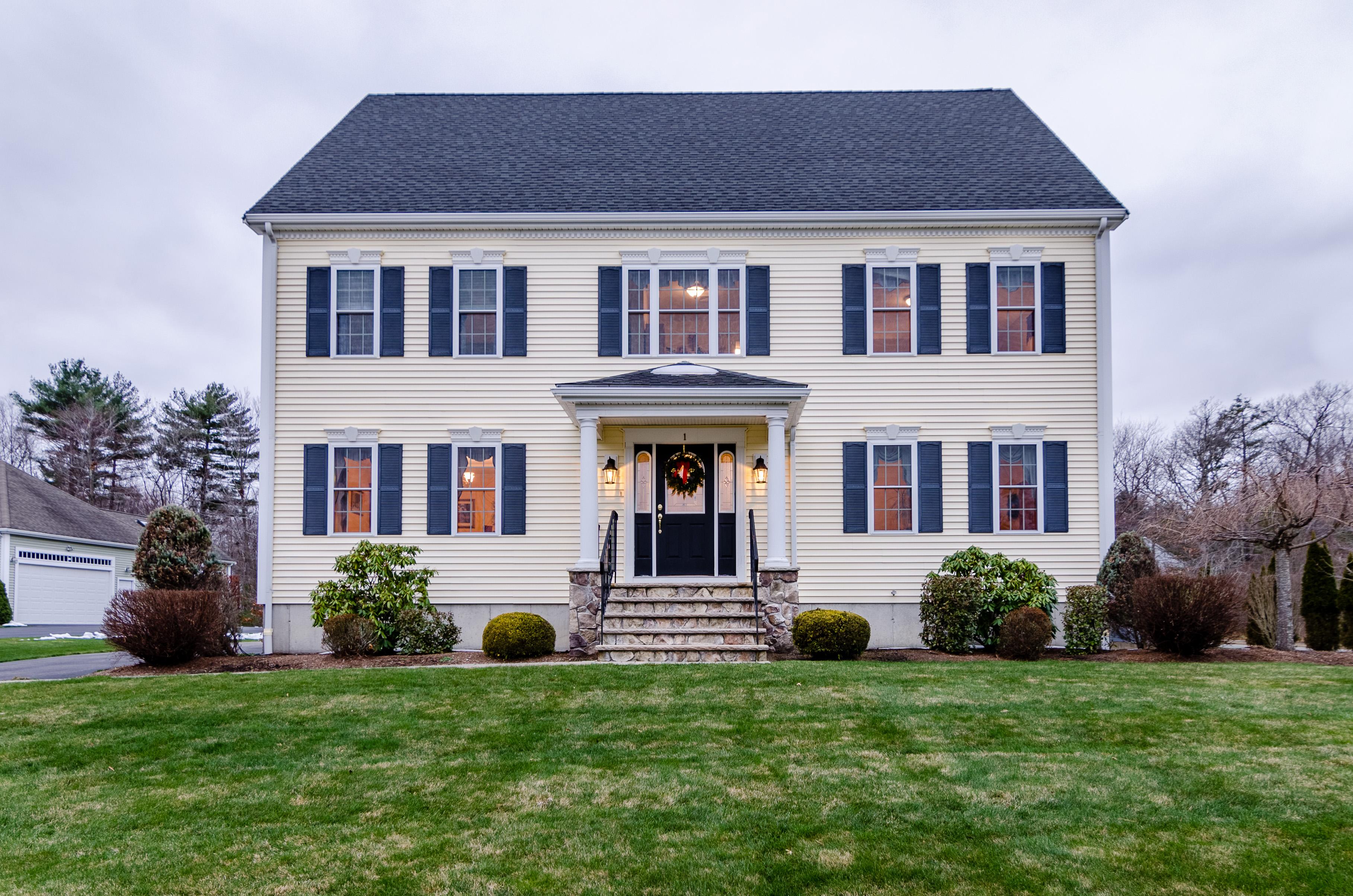 1 Christiansen Circle, Abington, Massachusetts 02351