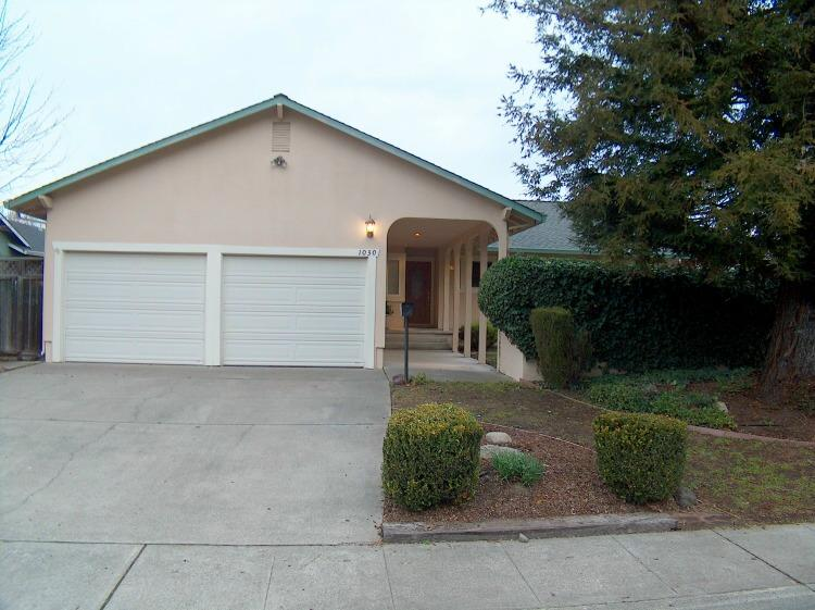 1030 San Francisco Way, Rohnert Park, California 94928