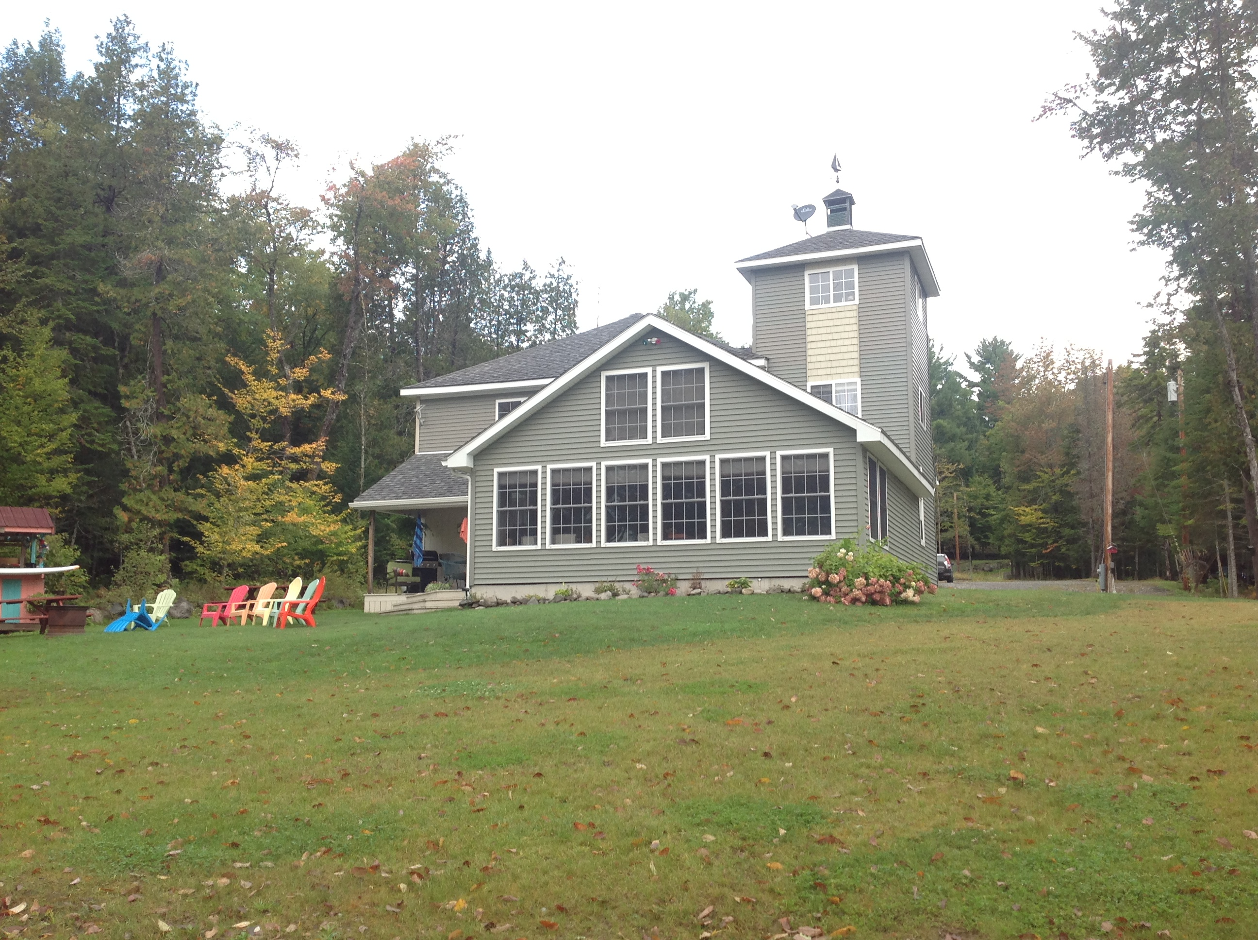 602 Bowerbank Road, Bowerbank, Maine 04426