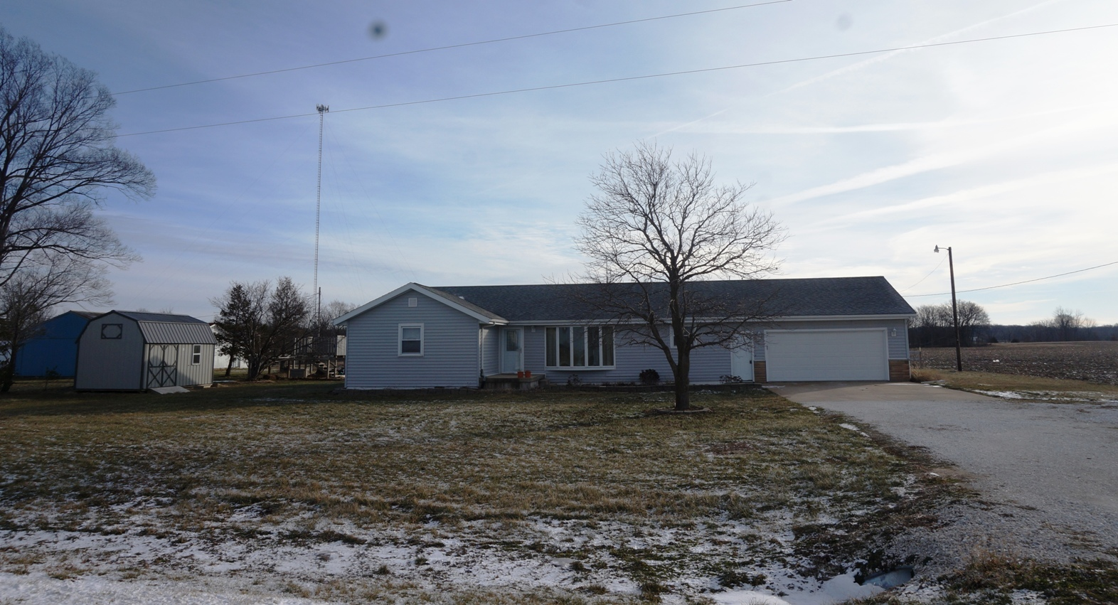 RR 1 Box 401, Greenfield, Illinois 62044