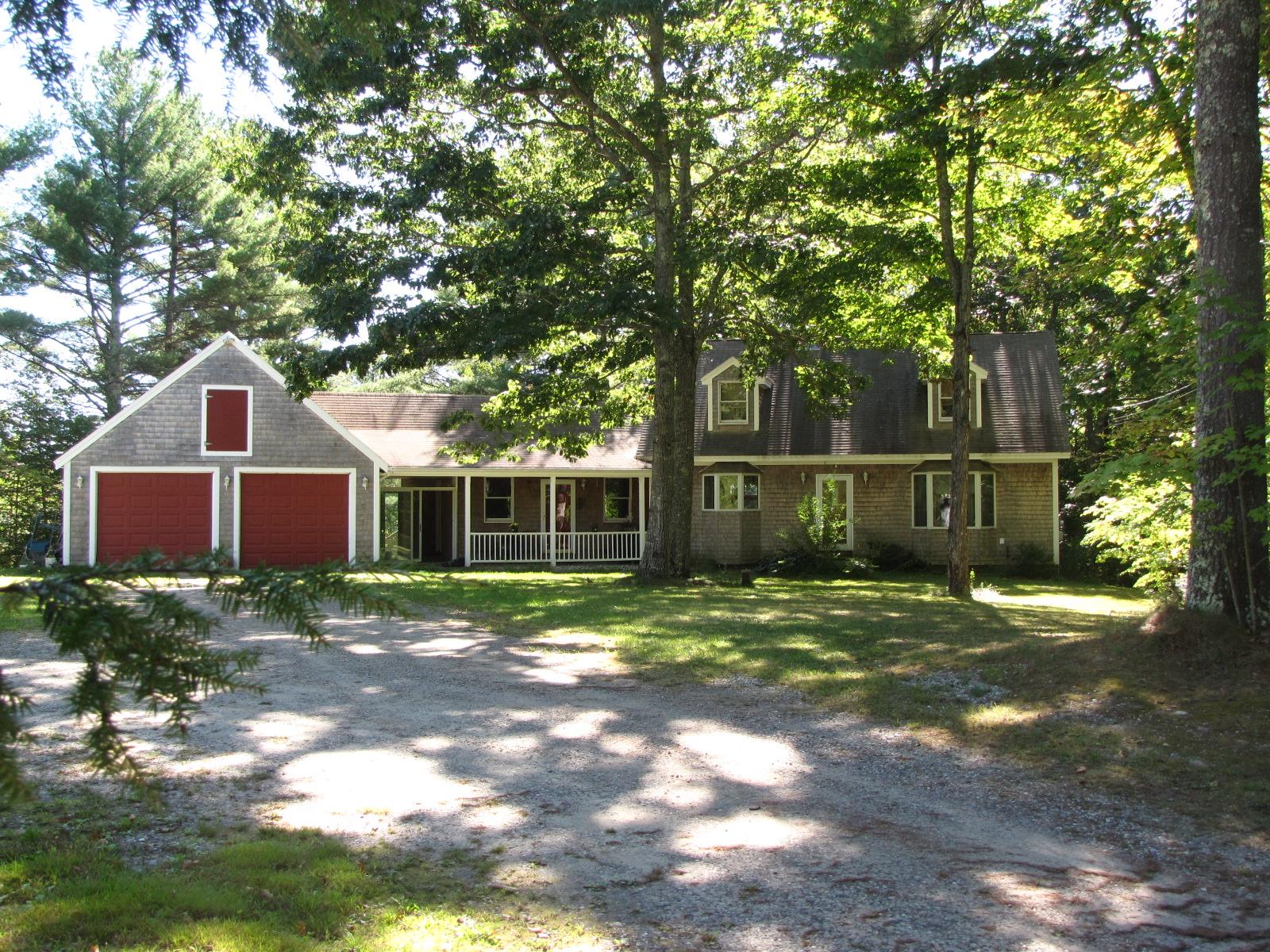 318 Fisher Road, Bowdoinham, Maine 04008