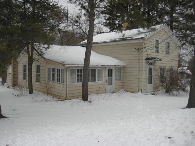 156 Sherman Avenue, Marquette, Wisconsin 53947