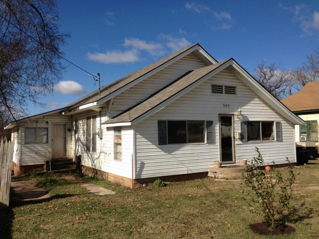 345 N B St, Yale, Oklahoma 74085