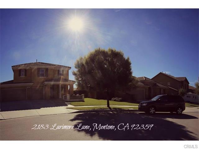 2183 Larimore Ln., Mentone, California 92359
