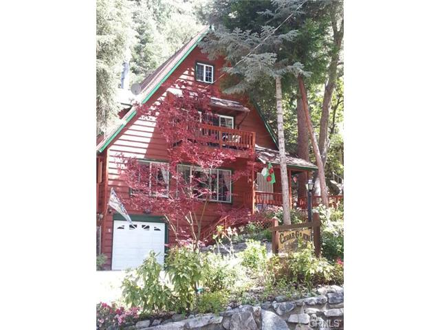 9433 Cedar Sr., Forest Falls, California 92339