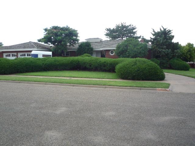 513 Bowie, Borger, Texas 79007