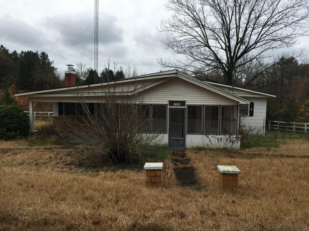 150 PISTOL RD , Fayette, AL 35555