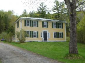 72 Old City Falls Road, Strafford, Vermont 05072