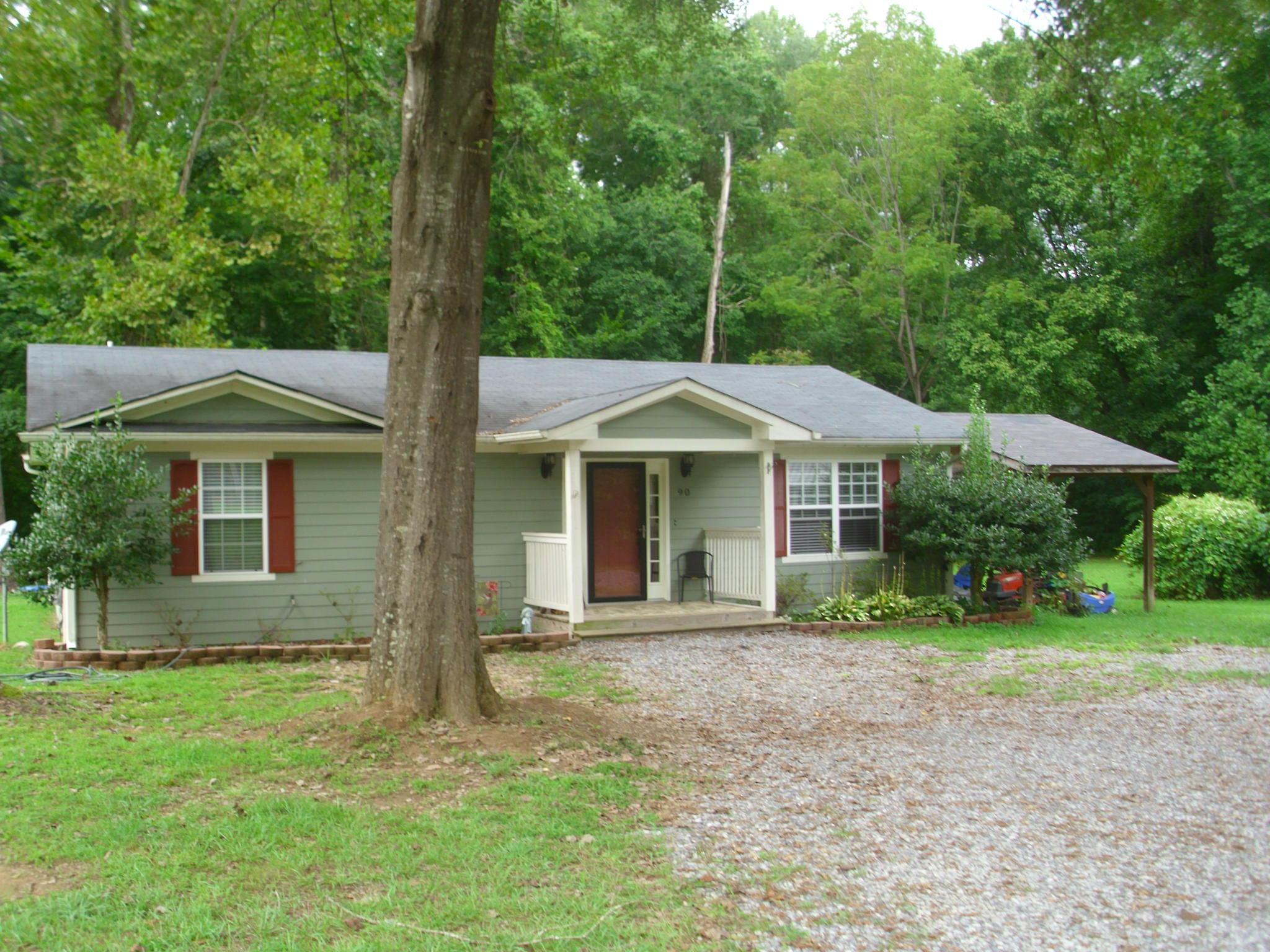 90 MALIBU CIRCLE, Scottsboro, Alabama 35769