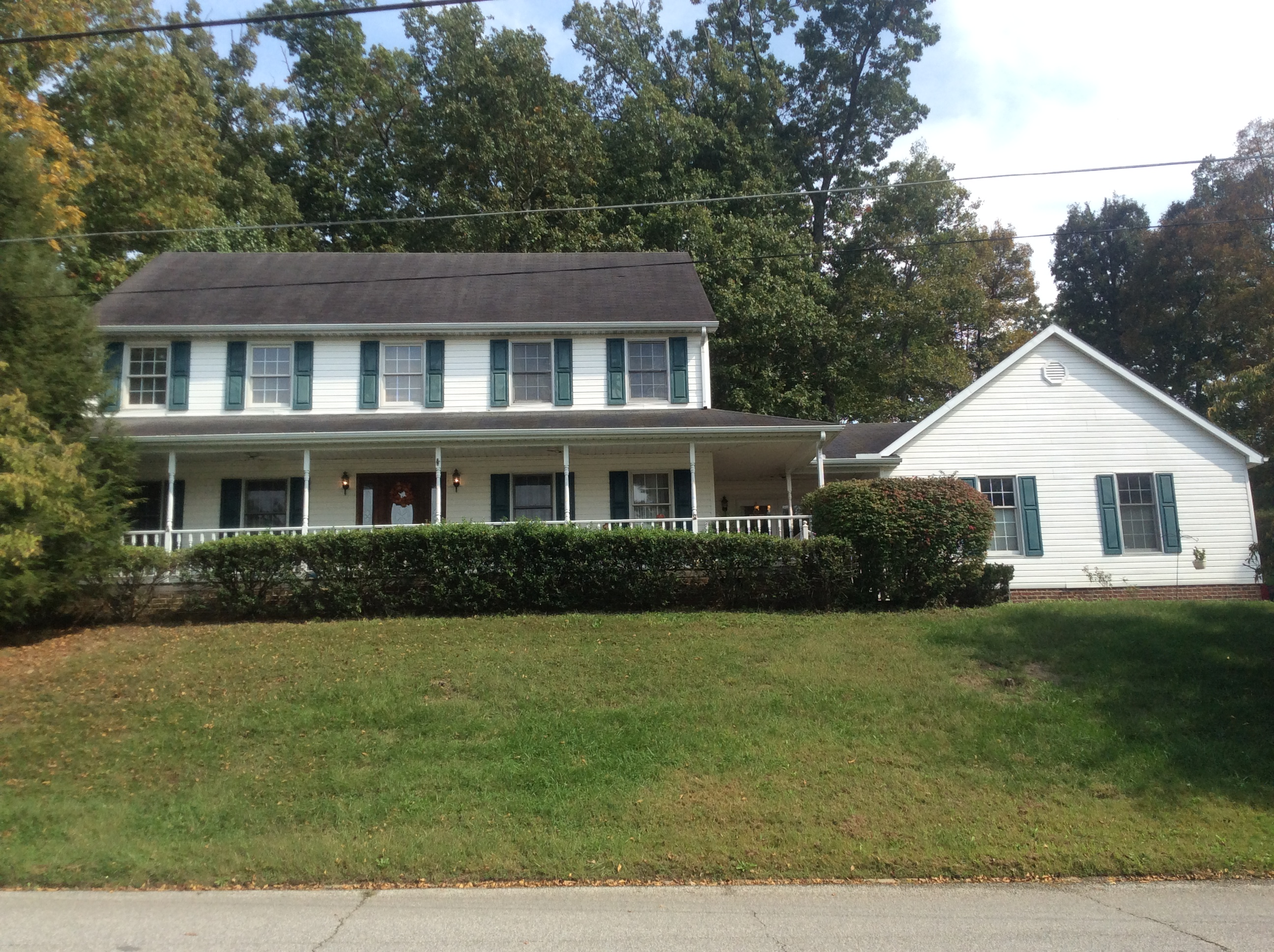 20 Persimmon Lane, Huntington, West Virginia 25705
