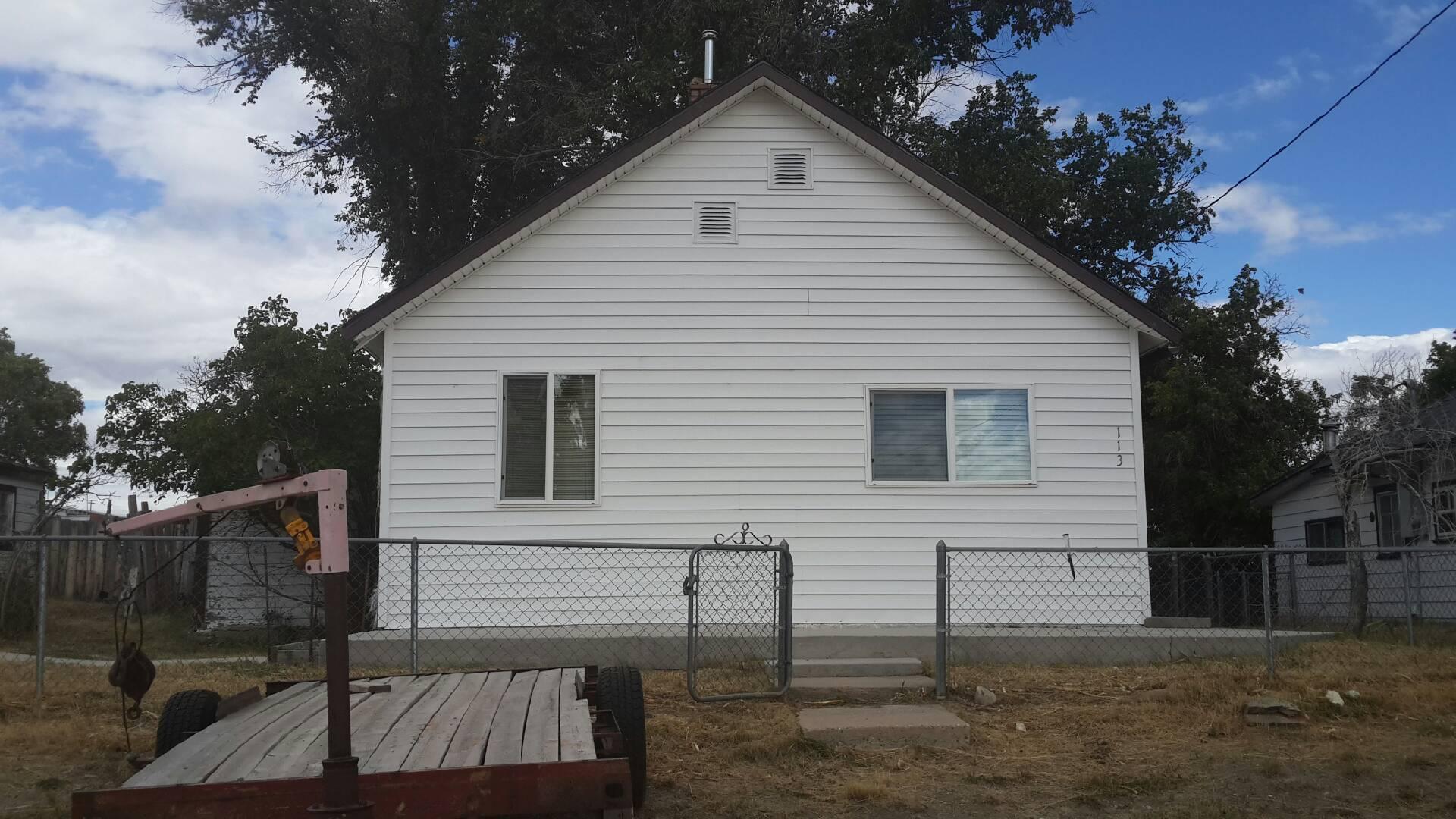 113 N. Harrison, Hanna, Wyoming 82327