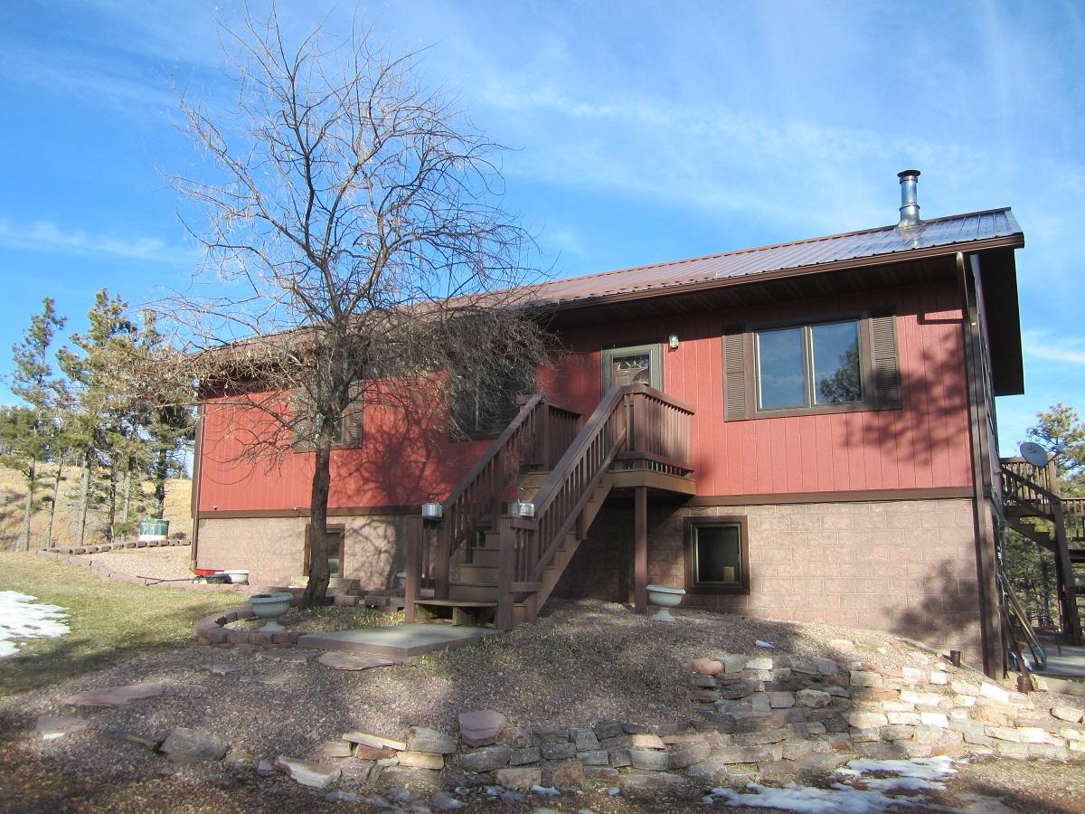 27838 Jenny Road, Hot Springs, South Dakota 57747