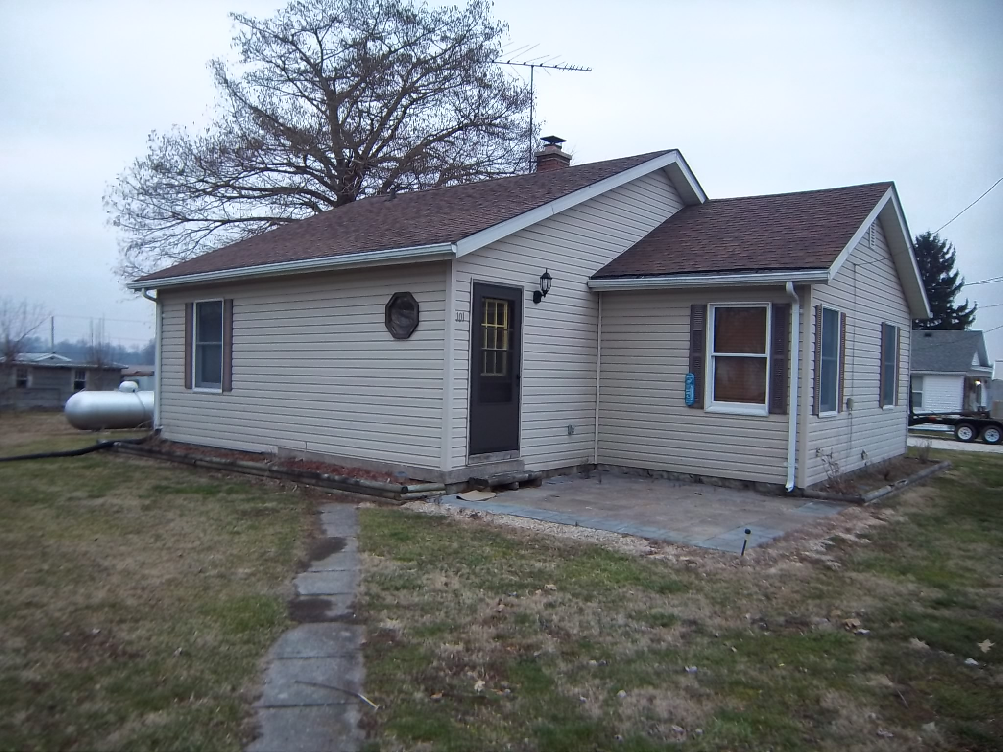 101 N 4th St, Fieldon, Illinois 62031